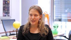 Astrofysicus Selma de Mink genomineerd voor wetenschapstalent