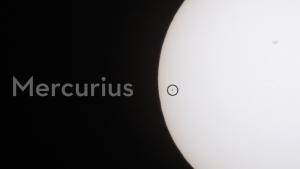 Video | De Mercuriustransit: een klein zwart puntje voor de zon