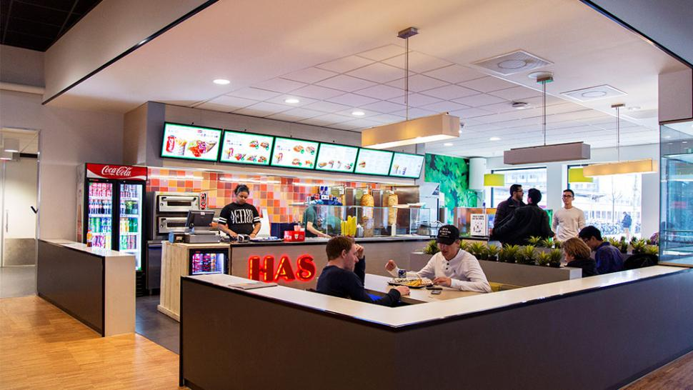 Nesma handel catering afdeling